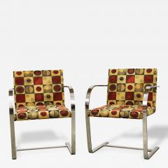 Florence Knoll Mies Van Der Rohe BRNO Chairs - 127393