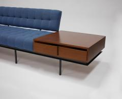 Florence Knoll Minimalist Sofa And Cabinet By Florence Knoll   87507