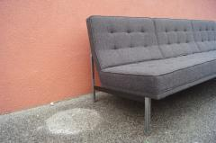 Florence Knoll Parallel Bar Sofa Model 53 by Florence Knoll - 1270302