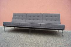 Florence Knoll Parallel Bar Sofa Model 53 by Florence Knoll - 1270303