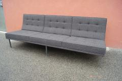 Florence Knoll Parallel Bar Sofa Model 53 by Florence Knoll - 1270305