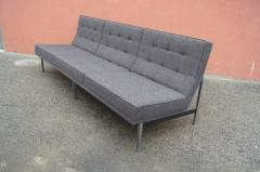Florence Knoll Parallel Bar Sofa Model 53 by Florence Knoll - 1270308