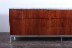 Florence Knoll Rosewood Credenza by Florence Knoll - 1301218