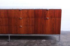 Florence Knoll Rosewood Credenza by Florence Knoll - 1301220
