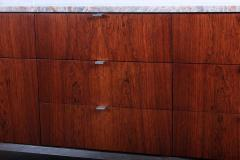 Florence Knoll Rosewood Credenza by Florence Knoll - 1301222