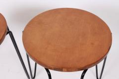 Florence Knoll Set of Three Florence Knoll Original Model 75 Stacking Stools - 1572024