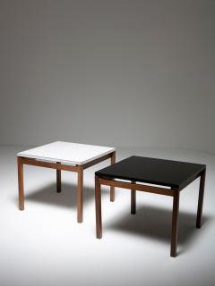 Florence Knoll Set of Two Side Tables by Florence Knoll for Knoll - 2135055
