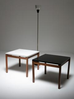Florence Knoll Set of Two Side Tables by Florence Knoll for Knoll - 2135077