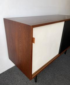 Florence Knoll Sideboard Wood and Cane Model 116 by Florence Knoll Germany 1950s - 1921008