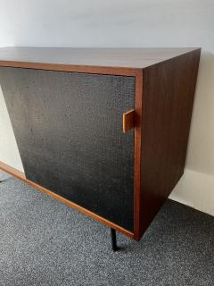Florence Knoll Sideboard Wood and Cane Model 116 by Florence Knoll Germany 1950s - 1921018