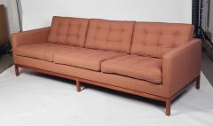 Florence Knoll Three Seat Sofa designed by Florence Knoll for Knoll International - 1103492