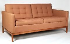 Florence Knoll Two seat sofa designed by Florence Knoll for Knoll International - 1103460