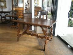 Florentine Walnut Trestle Table - 969624