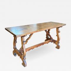 Florentine Walnut console Circa 1760 - 1627551
