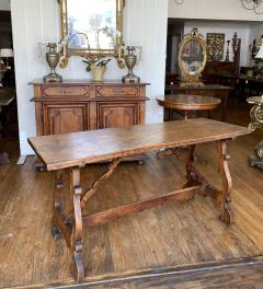 Florentine Walnut console Circa 1760 - 1629140