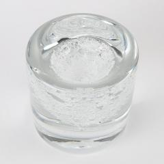 Floris Meydam Clear Crystal Bubble Vase by Floris Meydam for Leerdam Unica - 482317