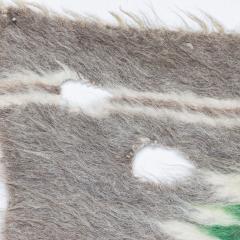 Folk Art Native American Wool Blanket Wall Art Bold Graphics Vivid Color - 1893300