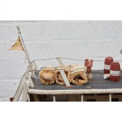 Folk Art Paddle Boat Arthur of Paducah KY - 1752621