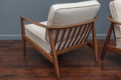 Folke Ohlsson Folke Ohlsson Lounge Chairs for DUX Sweden - 1796562