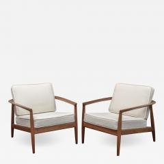 Folke Ohlsson Folke Ohlsson Lounge Chairs for DUX Sweden - 1797640