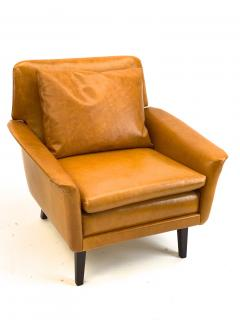 Folke Ohlsson Folke Ohlsson for Fritz Hansen Comfortable Pair of Lounge Chairs - 1546287