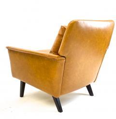 Folke Ohlsson Folke Ohlsson for Fritz Hansen Comfortable Pair of Lounge Chairs - 1546288