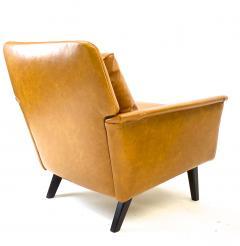 Folke Ohlsson Folke Ohlsson for Fritz Hansen Comfortable Pair of Lounge Chairs - 1546289