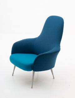 Folke Ohlsson Scandinavian Midcentury Lounge Chairs by Alf Svensson for DUX 1960s - 1619789