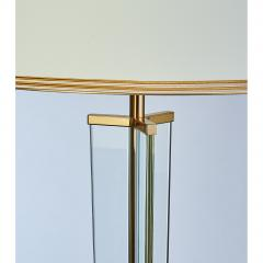 Fontana Arte Clear Glass Floor Lamp 1950s - 1002230