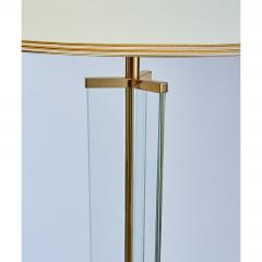Fontana Arte Clear Glass Floor Lamp 1950s - 1002231