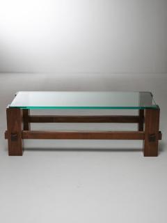 Fontana Arte Coffee Table Model 2461 by Fontana Arte - 2135074