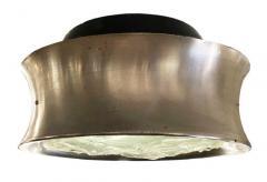 Fontana Arte Fontana Arte Chiseled Glass Flush Mount Model 2464 - 1167460