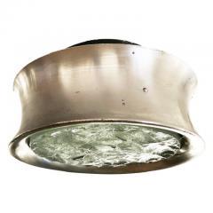 Fontana Arte Fontana Arte Chiseled Glass Flush Mount Model 2464 - 1167462