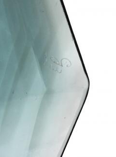 Fontana Arte Fontana Arte Glass Centerpiece Italy 1960s - 951198