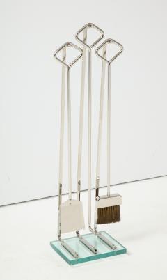 Fontana Arte Fontana Arte Style Modernist Fire Tools - 1108784