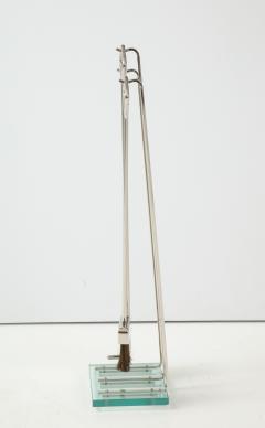 Fontana Arte Fontana Arte Style Modernist Fire Tools - 1108787