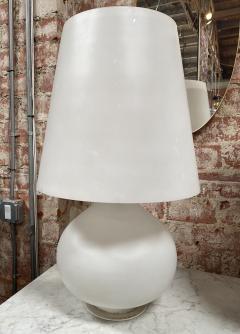 Fontana Arte Max Ingrand Glass Table Lamp for Fontana Arte Italy 1960s - 2071799