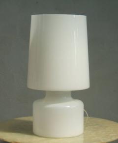 Fontana Arte Murano Glass Table Lamp in the Style of Fontana Arte - 1511521