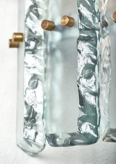 Fontana Arte Vintage Murano Glass Fontana Arte Sconces - 632383