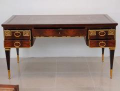 Forrest et Cie Fine French Ormolu Mounted Desk - 390401