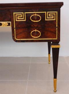 Forrest et Cie Fine French Ormolu Mounted Desk - 390403