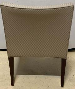 Four HBF Stamped Covered Upholstered Armchairs by Pace - 1305694