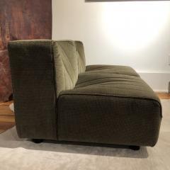 Four french 1960s modular sofa elements - 1467888