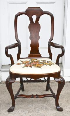 Fourteen American Queen Anne Revival Dining Chairs - 1464175