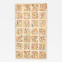Fraktur Alphabet - 868550