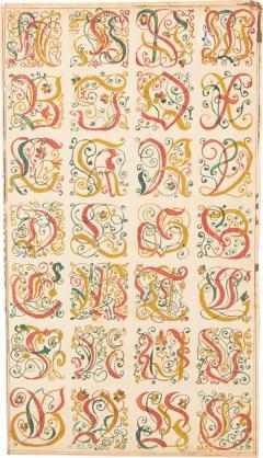 Fraktur Alphabet - 868551