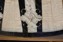 Framed Antique Chinese Skirt - 959779