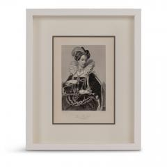 Framed Engravings of English Queens - 1549754