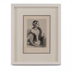 Framed Engravings of English Queens - 1549757