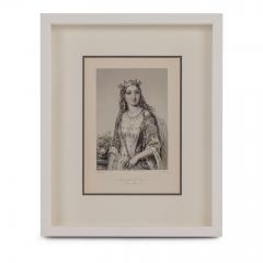 Framed Engravings of English Queens - 1549761